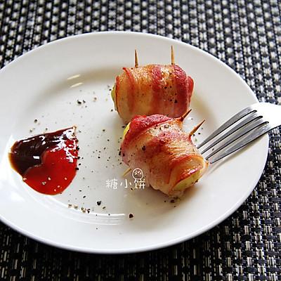 【培根烤土豆】