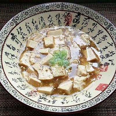 减肥食谱-清炖豆腐