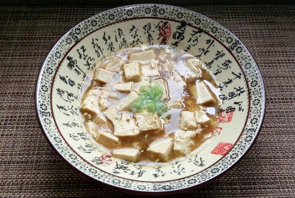 减肥食谱-清炖豆腐的做法