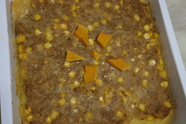 肉末焗土豆泥的做法