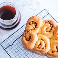 视频 早餐的小惊喜——焦糖腰果面包(面包机版)