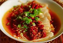 剁椒蒸金针菇的做法