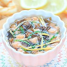 鲜肉紫菜汤