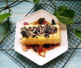 芝士焗内脂豆腐的做法