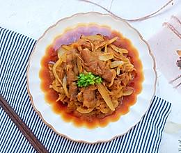 #肉食主义狂欢#家庭热门菜洋葱炒牛肉的做法