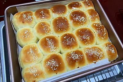 牛奶小面包first try