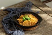 以素仿荤,好吃的豆芽素鸡煲的做法