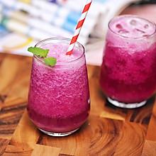 清涼飲品「夏日紫浪」富含花青素抗衰果蔬番茄紫甘藍