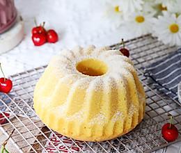 #我们约饭吧#咕咕霍夫海绵蛋糕的做法