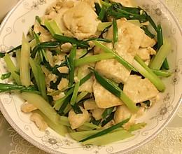 煎豆腐的做法