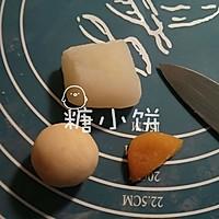 和果子系列【杏桃&西梅麻薯】基础求肥饼皮的做法图解7