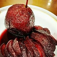 红酒煮梨的做法图解7