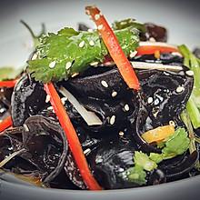 老醋木耳——清肠凉拌菜