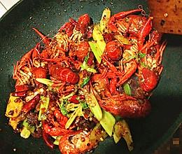 卤香小龙虾 香辣不刺激 好吃不上火的做法