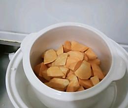 红薯粥的做法