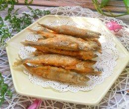 炸多春鱼的做法