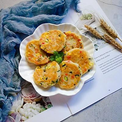 香甜土豆饼