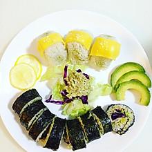 牛油果金枪鱼寿司
