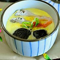 香滑细嫩补钙【日式茶碗蒸】的做法图解6