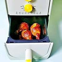 #全电厨王料理挑战赛热力开战!#柠香奥尔良烤鸡腿的做法图解12