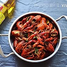 干锅小龙虾#虾的味道,油知道#