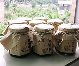 川贝秋梨膏 (宝宝版)的做法