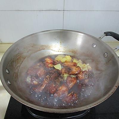 上海年夜饭必备-菠萝糖醋排骨的做法 步骤10