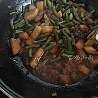 豆角烧土豆的做法图解9