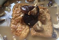 香菇豆腐肉丸汤的做法