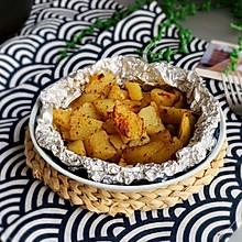 #餐桌上的春日限定#砂锅烤土豆
