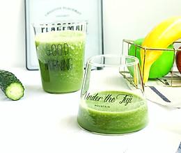 绿色果蔬沙拉饮的做法