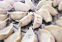 自创饺子馅的饺子的做法