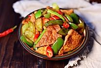 #快手又营养,我家的冬日必备菜品#家常豆腐的做法