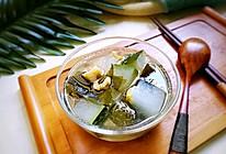 瑶柱冬瓜海带汤的做法