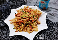 #四季宝蓝小罐#花生酱拌银耳的做法