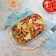 清爽减脂鸡肉沙拉
