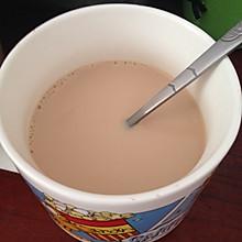3步教你做奶茶