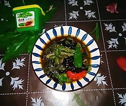 #一勺葱伴侣,成就招牌美味#豆角烧紫茄的做法