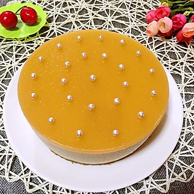 芒果慕斯蛋糕(六寸)