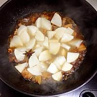 白萝卜炖肉——豆果菁选酱油试用菜谱之三的做法图解12