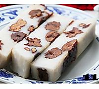 红枣糯米年糕的做法图解11