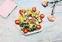 健康中式沙拉之大拌菜的做法