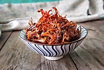 灯影香菇腿#美味烤箱菜,就等你来做!#的做法