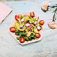 健康中式沙拉之大拌菜