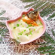奶白萝卜鲫鱼汤