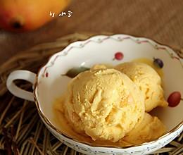 芒果椰子冰淇淋的做法