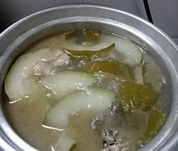 鸡肉冬瓜汤的做法