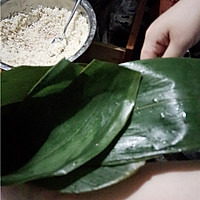 菜鸟也能包粽子:五香鲜肉粽的做法图解5