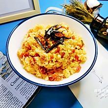 #餐桌上的春日限定#番茄芝士蛋炒饭