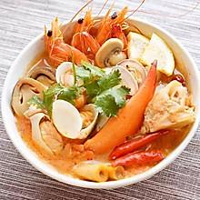 泰式冬阴功汤|日食记